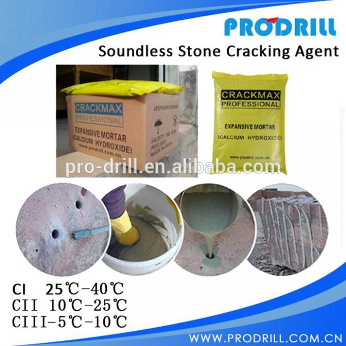 Soundless Stone Cracking Agent1