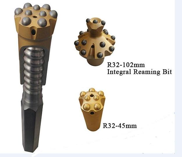 long life service Males to male length scope 1000mm to 6000mm Hexagonal Drifer Rod
