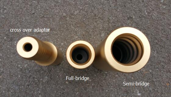 full bridge, half bridge, cross over adaptor Coupling Sleeves