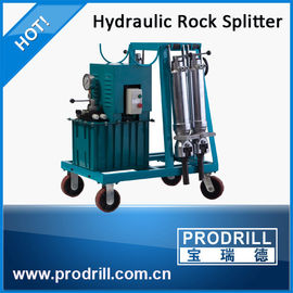 China Hydraulic Rock Demolition Splitter for Quarry&Civil Project supplier