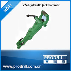 China Pneumatic Tools Y24 Y26 TY24C hand held penumatic rock drill supplier