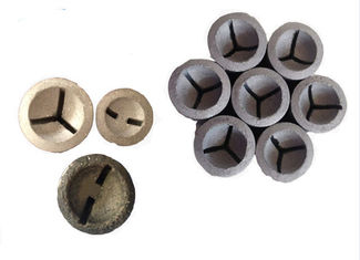 China Grinding cups used for grinding your broken button bit supplier