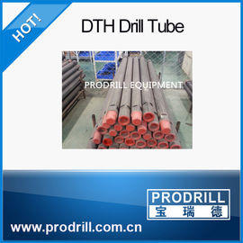China 114mm Down The Hole Pipe for Connecting DTH Hammer supplier