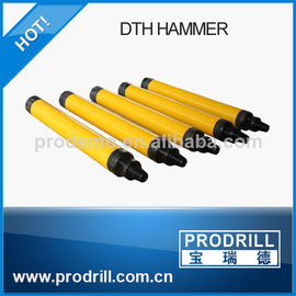 China Water Well and Mining Drilling DTH Hammer and Bits supplier