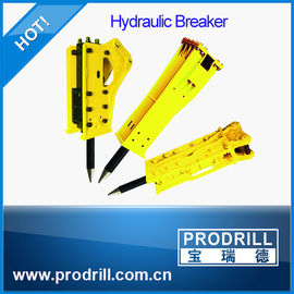 China TRB680 Hydraulic Rock Breaker for Excavator Mounted Machine supplier