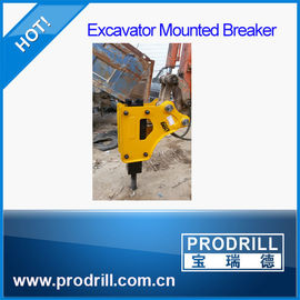 China Excavator Mounted Hydraulic Breaker Hammer for Construction supplier