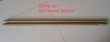 China Shank Hex 22*108mm R22 Thread Shank Rod for Quarrying supplier