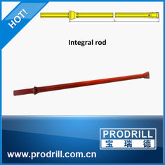 China Integral Drilling Steel Rod for Quarry, Mining supplier