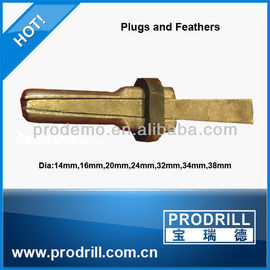 China Prodrill Dia 38mm Wedge and Shims supplier