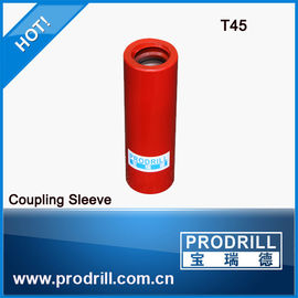China Special Heat Treatment Coupling Sleeves for Top Hammer supplier