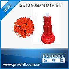 China DTH Button bits SD 10   With diameter range between 254mm - 330 mm supplier
