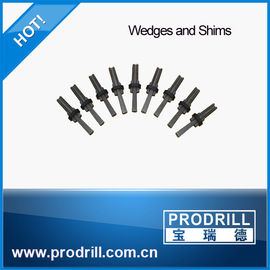 China Dia 20mm Stone Wedges and Shims for Splitting supplier