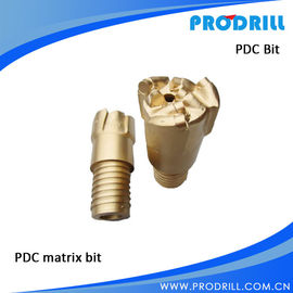 China PDC matrix bits for coal mine, mining, construction supplier