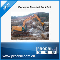 China Pd-Y90 Hydraulic Excavator Mounted Drill Rig for Drilling supplier