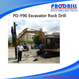 China The Pd-Y90 Hydraulic Excavator Mounted Drill for Construction supplier