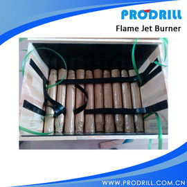 China Flame Jet Burner for cutting rocks supplier