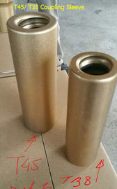 China T45 T38 Coupling Sleeves supplier