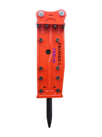 China TRB140 Top ( Open ) Type hydraulic breaker  / Rock Breaker /hydraulic drill hammer supplier
