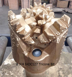 China tricone bits factory, rock drill bir, drill rock bit supplier