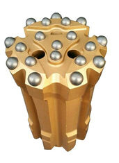 China ST58-115mm Thread Rock Drill Button Bit for Mining & Construct supplier