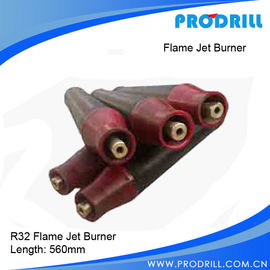 China Long Life Flame Jet Burner for cutting supplier