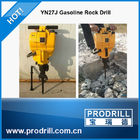 Yn27j handheld internal combustion rock drill for stone quarrying