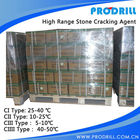 China High Range stone cracking agent from prodrill with High quality factory