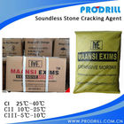 China Soundless stone cracking agent with High quality factory