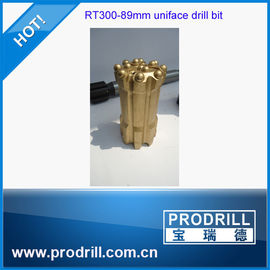 China RT300-89mm unniface drill bit for Quarry & mining distributor