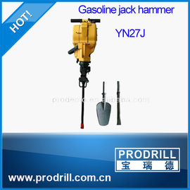China Yn27j gas driven drill gasoline type for rock drill distributor