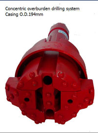 China Concentric overburden drilling system O.D.194mm distributor