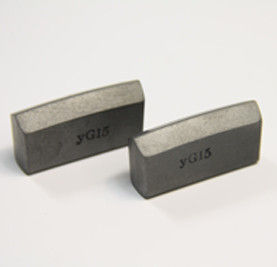 China Yg15 K034 Tungsten Cemented Caride Insert for Indian Stone Quarry distributor