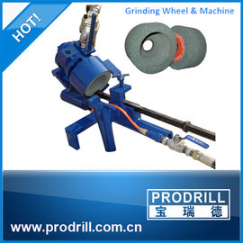 China Pneumatic Integral Drill Rod & Chisel Bit Sharpen Grinder distributor