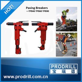 China Tpb90 Pneumatic Paving Breaker for Concrete Rock Demolition distributor