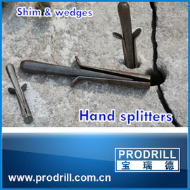 China Dia 20mm Stone Wedges and Shims for Splitting distributor