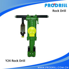 China Y24 Pneumatic Rock Drill for quarrying distributor