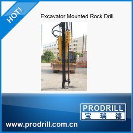 China Prodrill Excavator Mounted Pd-Y90 Rock Drill distributor