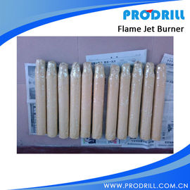 China Flame Jet Burner for cutting rocks  high efficiently distributor