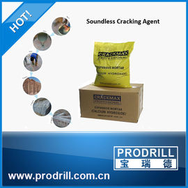 China Crackmax Soundless Cracking Agent distributor