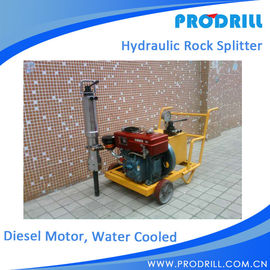 China Diesel Powered Hydraulic Demolish Rock and Concrete Splitter factory