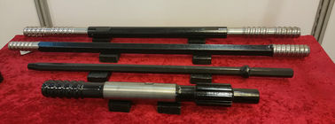 China long life service Males to male length scope 1000mm to 6000mm Hexagonal Drill Rods distributor