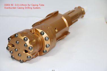 China Outside the waveform thread casing drill bit distributor
